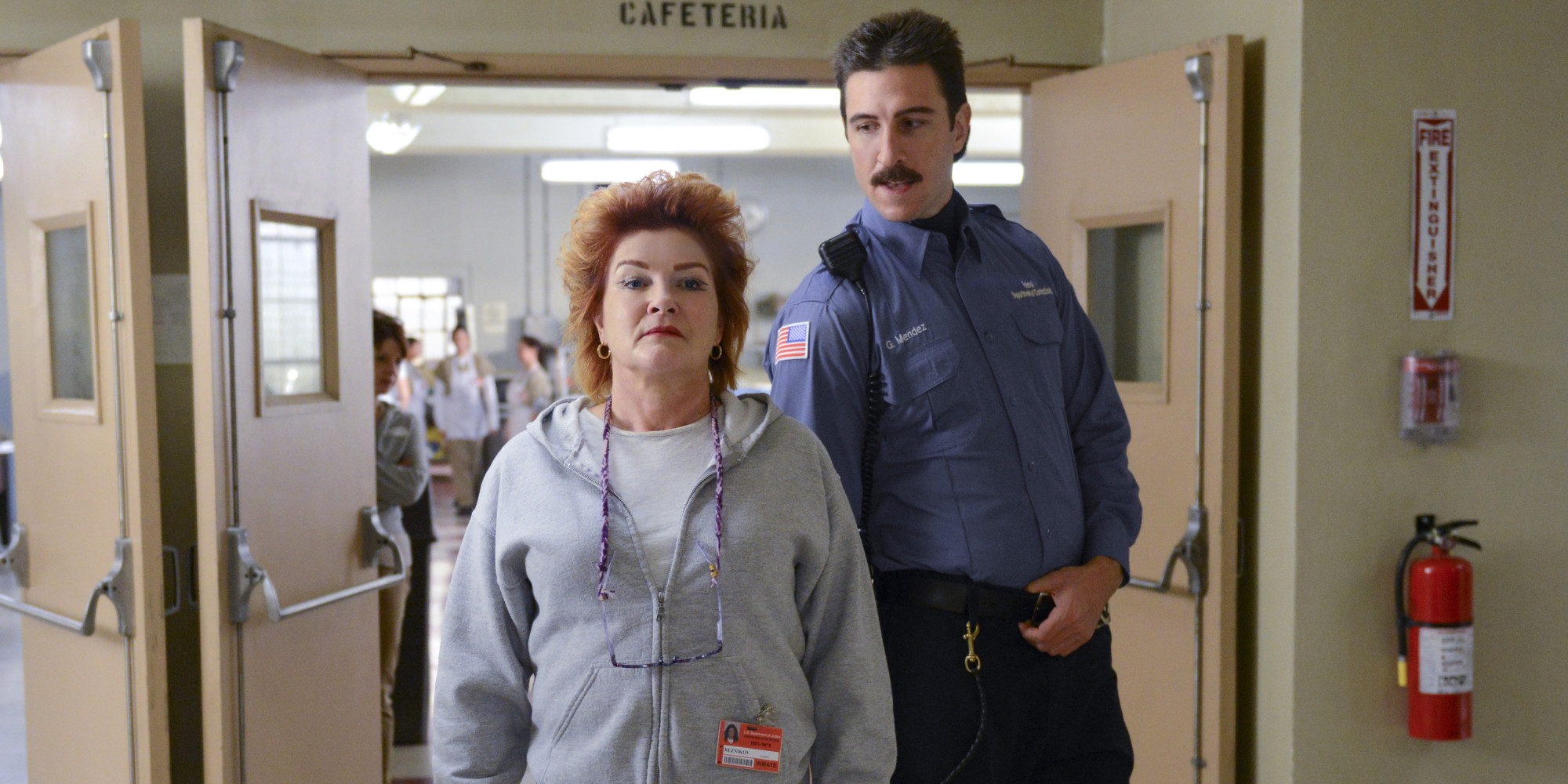 31 Times The Orange Is The New Black Cast Appeared On