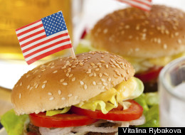 On Being A Vegetarian On The 4th of July