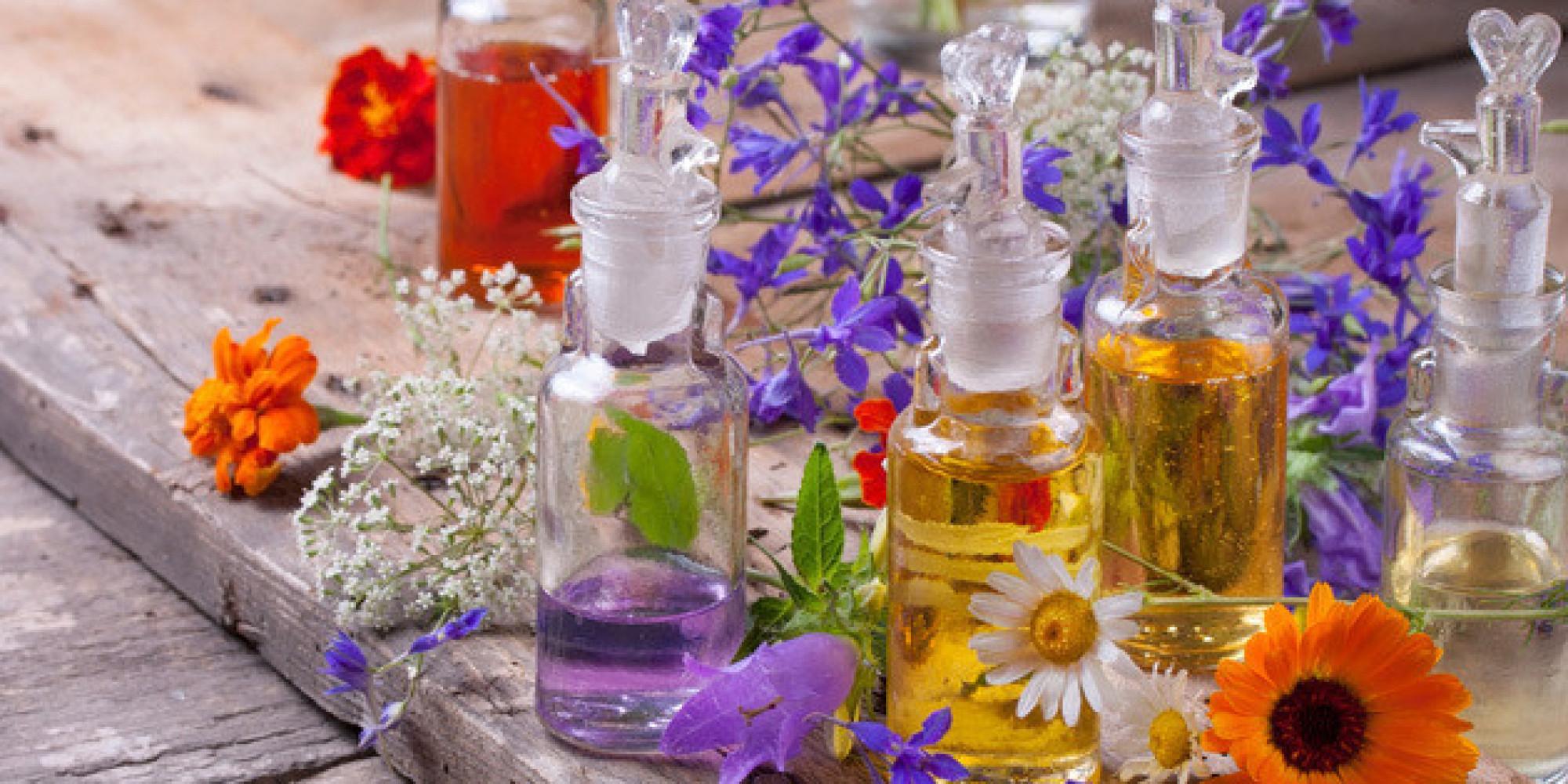 Natural Perfume Oils Canada