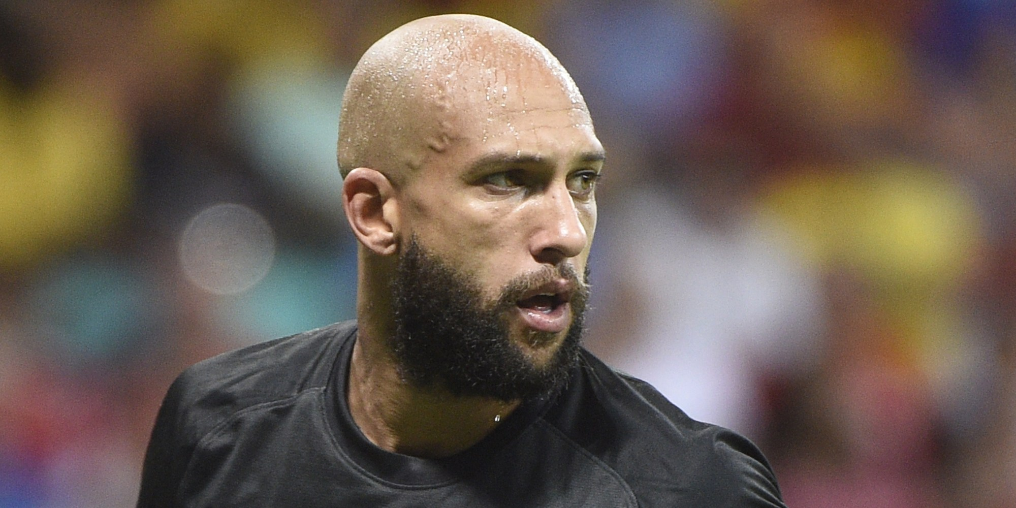 Tim Howard's High School Yearbook Quote Is Totally On ...