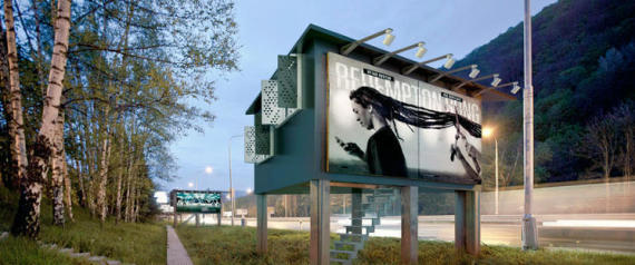 HAIR BILLBOARD