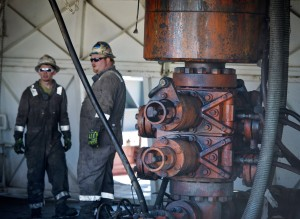 Fracking bribes