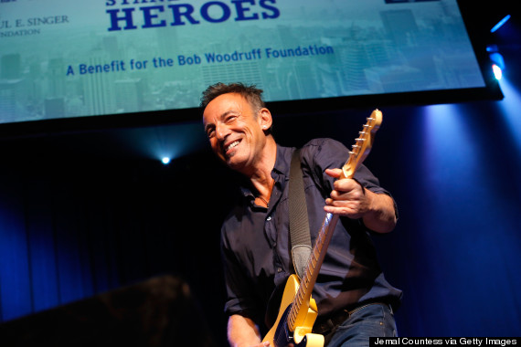 stand up for heroes bruce springsteen 2011