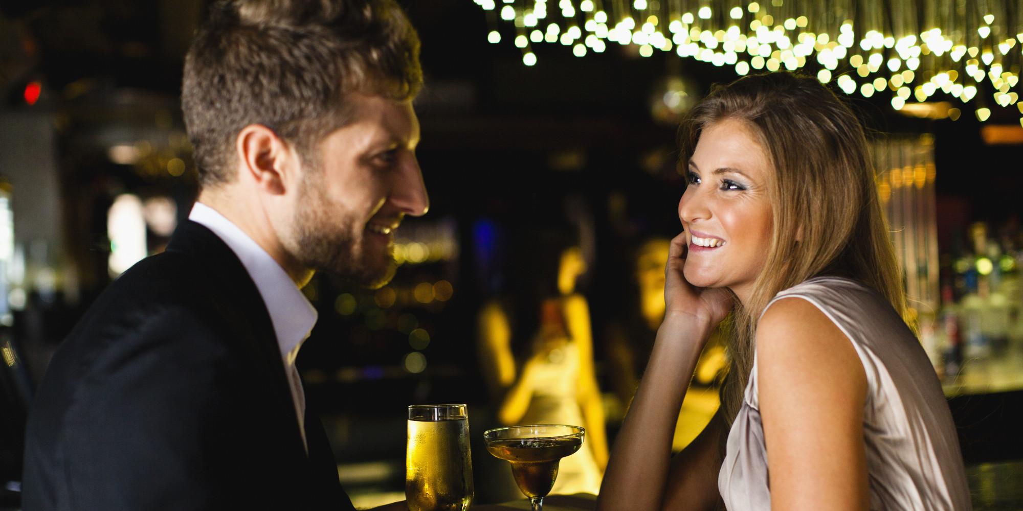 Dating a nice man
