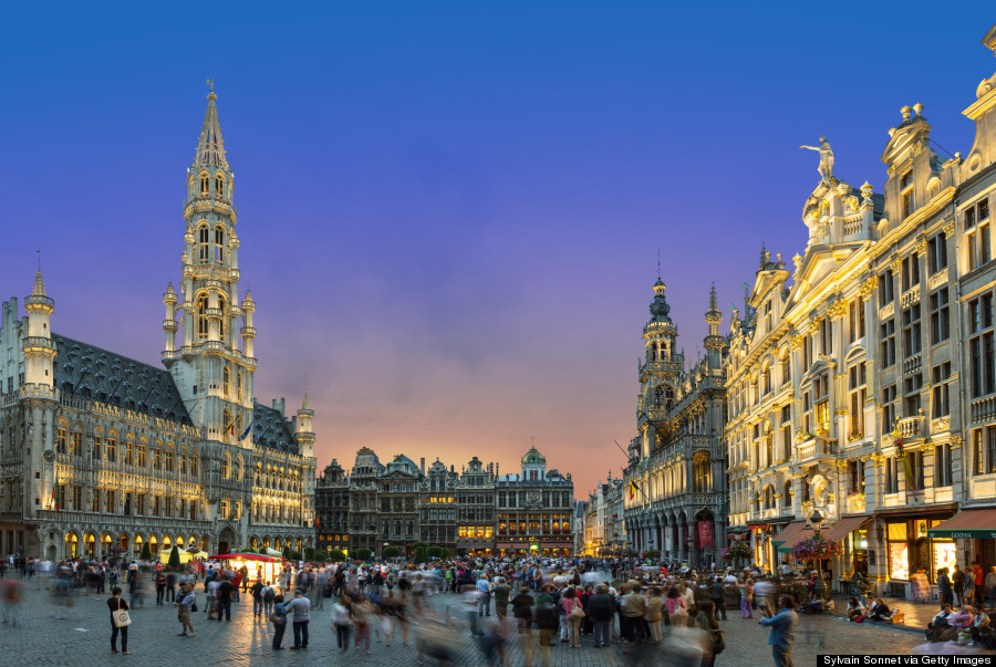 20 Stunning European Cities To Visit In Your 20s Huffpost