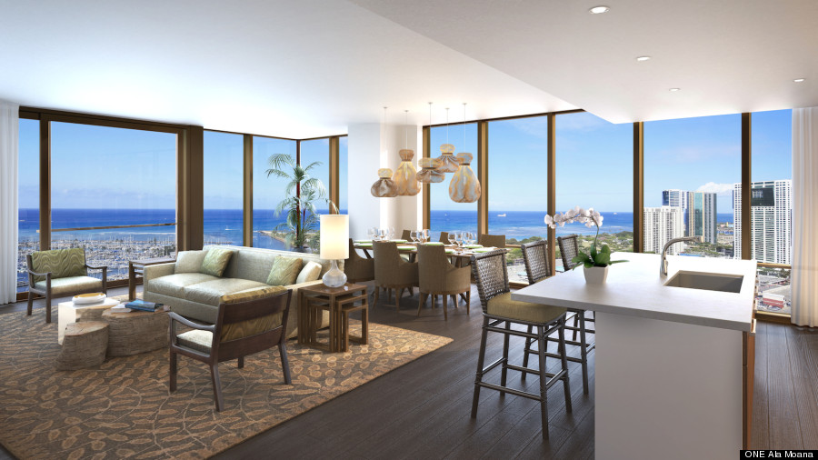 Honolulu has a condo with a gorgeous view for you if you for Best private dining rooms honolulu