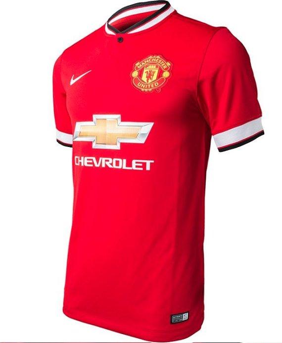 Manchester United New Nike Kit 2014-15 Leaked