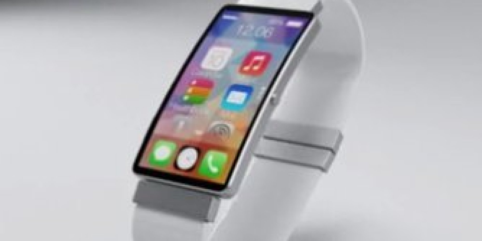 iWatch: Latest Concept Paints A Very Pretty Picture Indeed ...