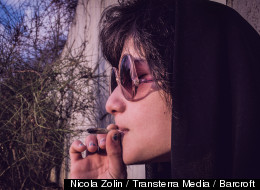 11 Pictures Of Young Iranians Defiantly Smoking Joints, Drinking Alcohol & Going Lingerie Shopping