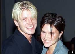 Happy 15th Wedding Anniversary! That's 15 Years Of Beckham Kisses And Haircuts