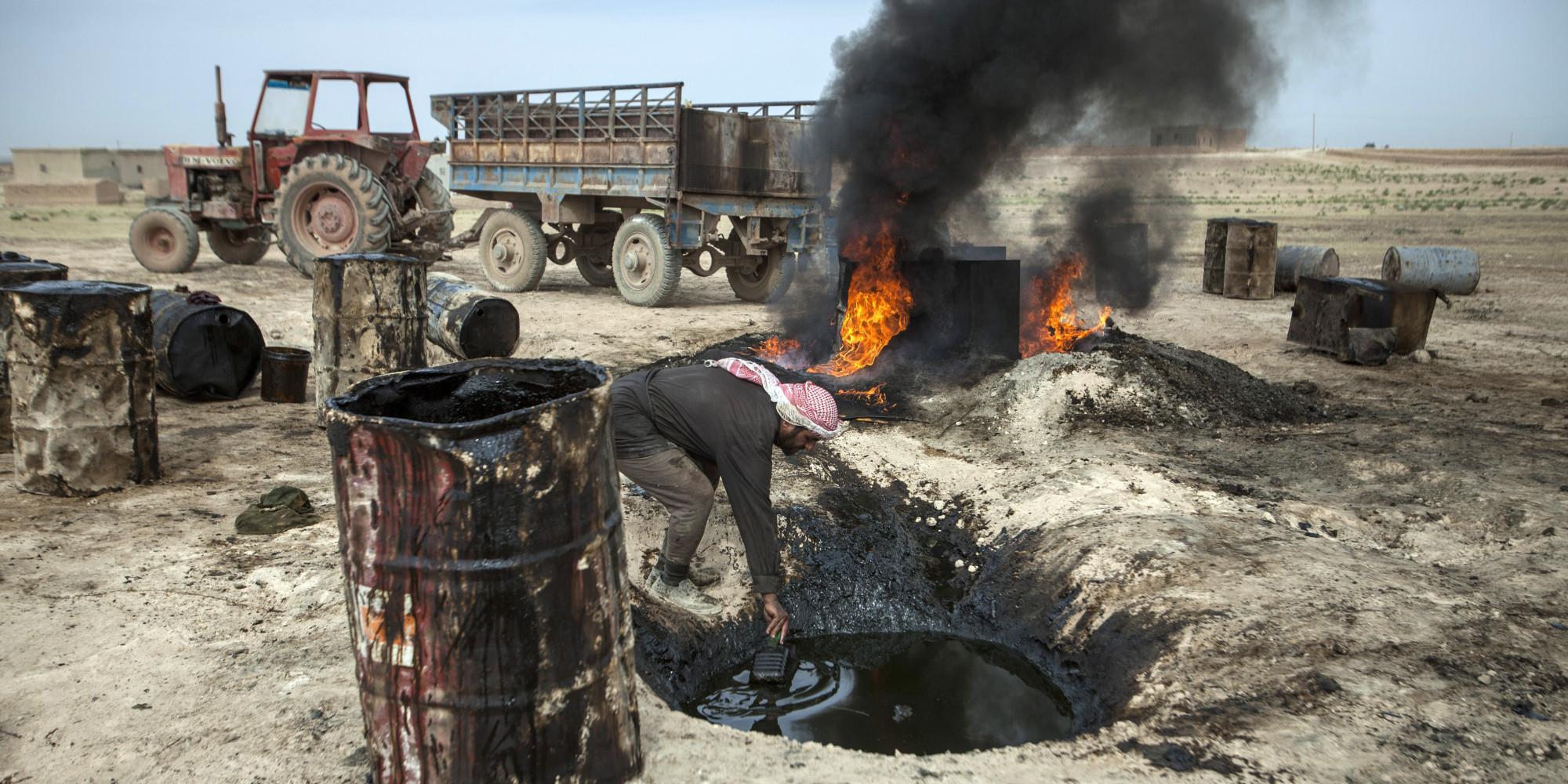 Сирийский конфликт: боевики нарываются на экономическую блокаду