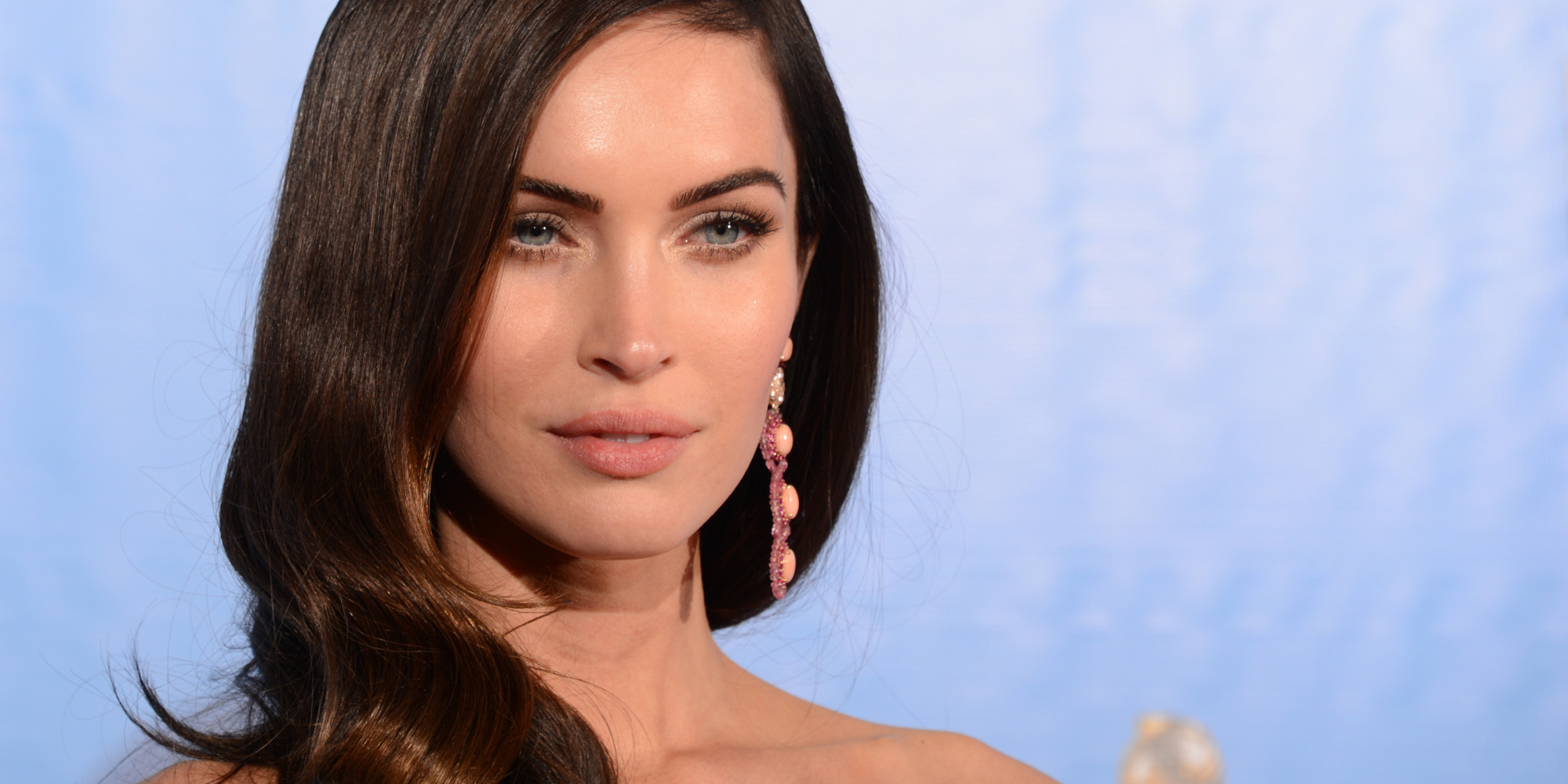 Megan Fox Posts Makeup-Free Selfie After Joining Instagram Megan Fox