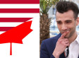 Jay Baruchel Is Scared The U.S. Is Going To Take Over Canada
