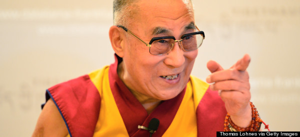 Happy Birthday, Dalai Lama!