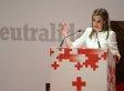 Así habla la reina Letizia en inglés (VÍDEO)