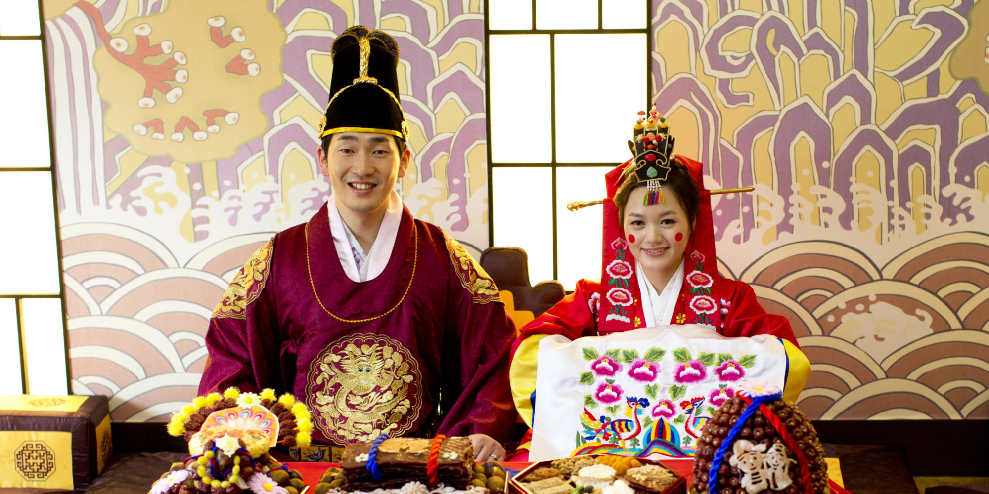 10 questions you have about korean weddings answered for Traditional photos