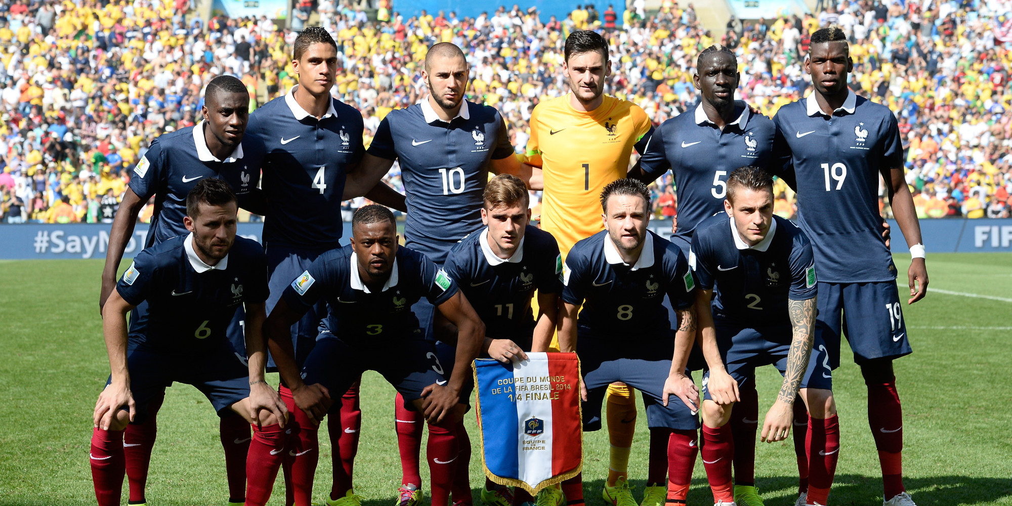 Coupe du monde 2014 malgr l 39 limination face l 39 allemagne l 39 quipe de france a un bel avenir - Coupe de france 2014 foot ...