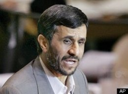 Ahmadinejad Assassination Attempt Grenade