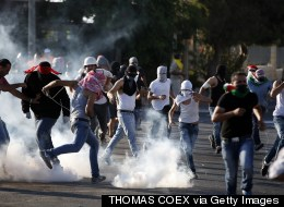 Israel-Palestine: Fighting Political Violence with Silence
