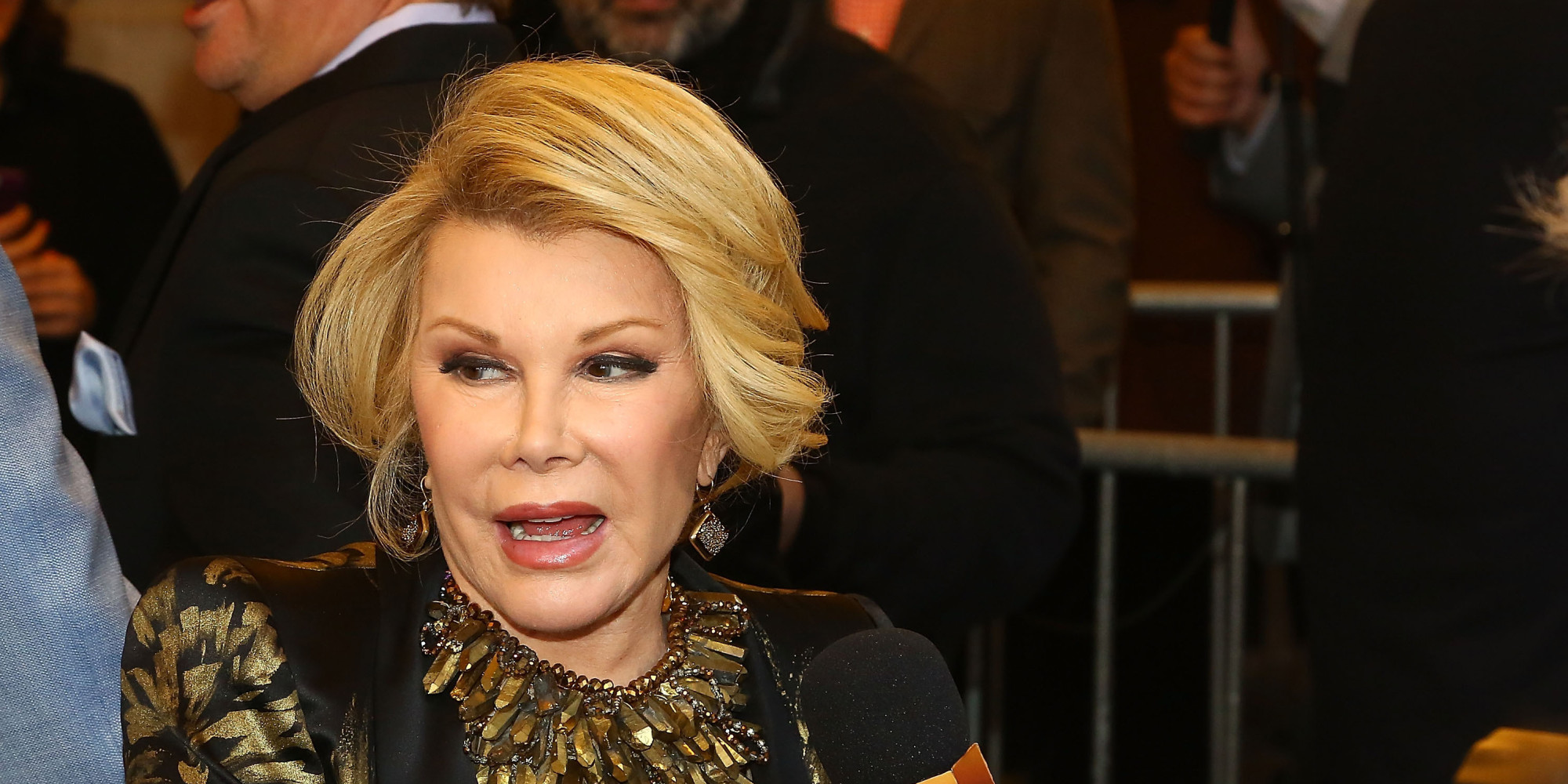 Joan Rivers Says Barack Obama Is Gay, Uses Trans Slur Against Michelle ...