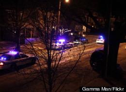 Un homme atteint par balle à Montréal