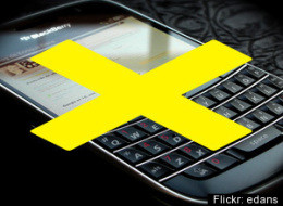 Saudi Arabia Blackberry Ban