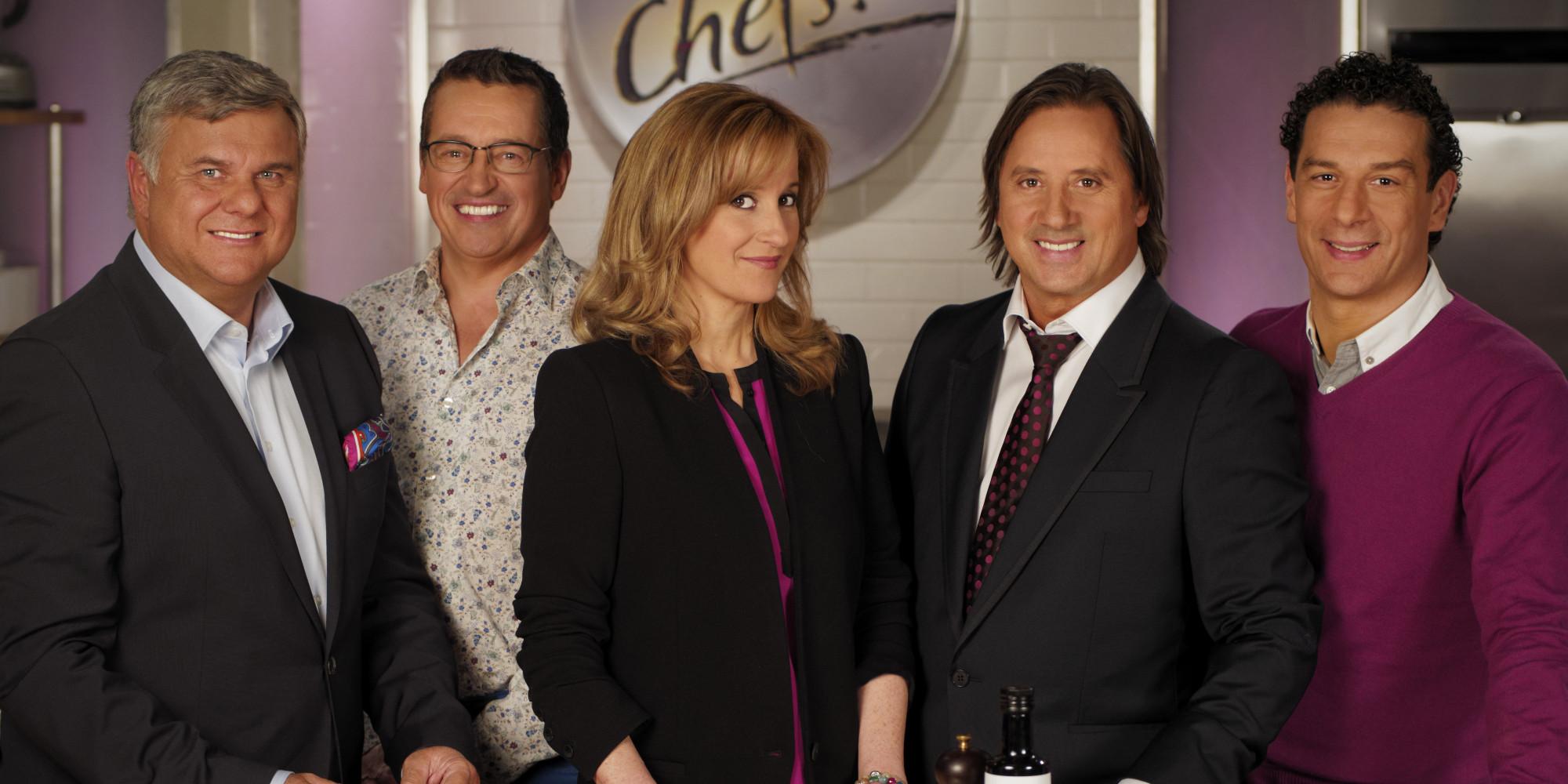 «Les Chefs! La revanche» : l'heure de la deuxième chance (PHOTOS) - Le Huffington Post Quebec