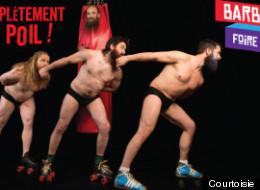 «Barbu - Foire électro-trad» : le cirque à l'état brut (CRITIQUE/PHOTOS/VIDÉO)