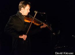 Festival de Jazz: dans la vaste chambre d'Andrew Bird (PHOTOS)