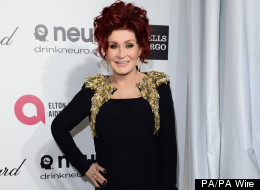 Sharon Hits Out At 'X Factor' Auditionees