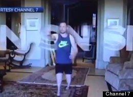 Leaked Footage Reveals Oscar Pistorius Re-enacting Shooting Of Reeva Steenkamp (VIDEO)