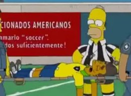 D'Oh! Did The Simpsons Predict Neymar's Injury? (Video)