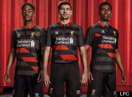 Is This The Worst Liverpool Away Kit Ever?