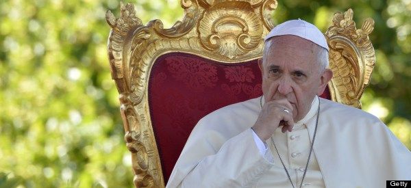 Pope To Sex Abuse Victims: 'I Beg Your Forgiveness'