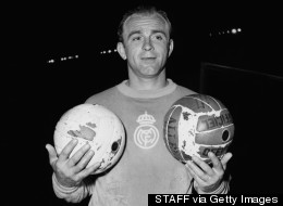 Real Madrid Great Di Stefano Dies