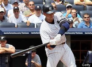 Alex Rodriguez 600 Home Run Video