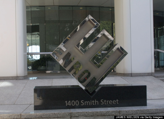 enron headquarters