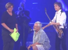 This Is How You Get Sir Paul McCartney To Help You Pop The Question