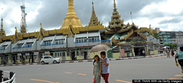 Burma's Democracy Struggle Hostage to Real Estate Boom
