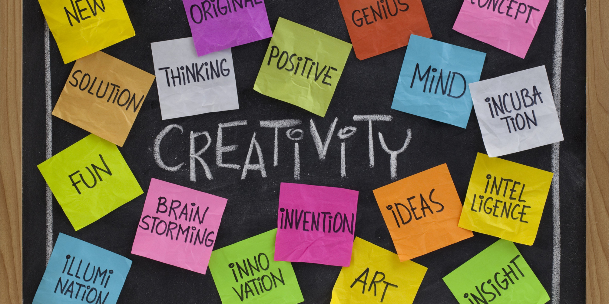 Creativity The Fireworks Of The Mind Huffpost