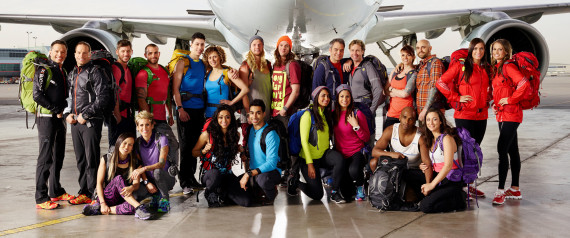 AMAZING RACE CANADA SEASON 2 CONTESTANTS