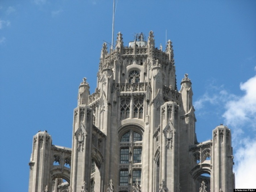 18 structures that prove chicago is america's best architectural