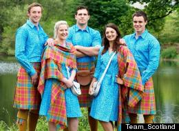 Scotland's Commonwealth Games Opening Parade Uniform Suffers Backlash