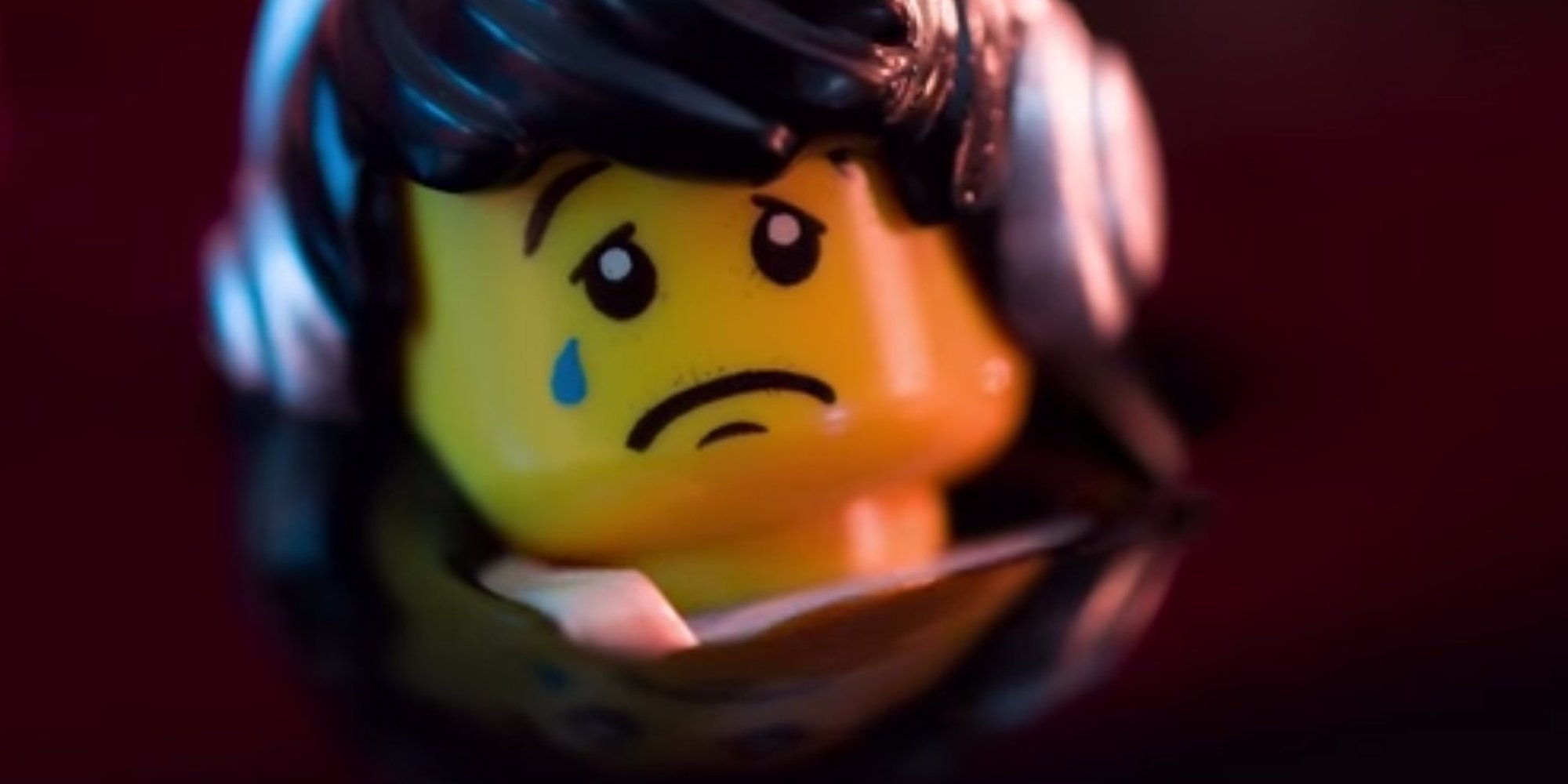 Image Gallery Sad Lego