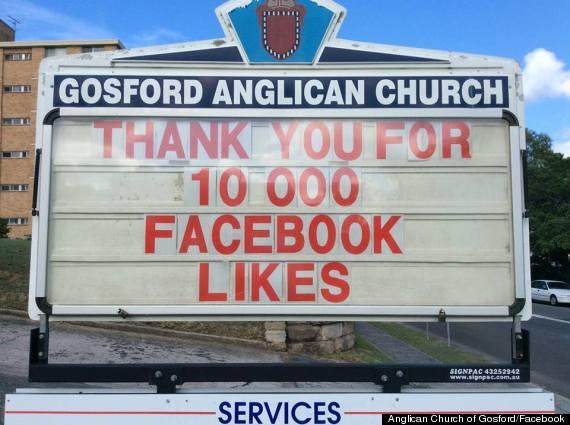 gosford anglican church