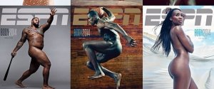 Espn 2014 Body Issue