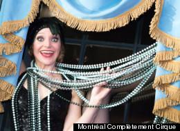 «The Rendez-Vous»: le one woman show de Montréal Complètement Cirque! (CRITIQUE/PHOTOS/VIDÉO)
