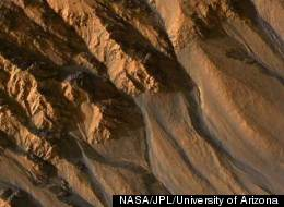 New Map May Hold Clues To Red Planet's Watery Past