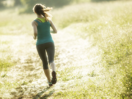 What It's Like To Run While Female