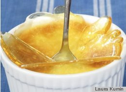 Easy Creme Brulee With Ginger